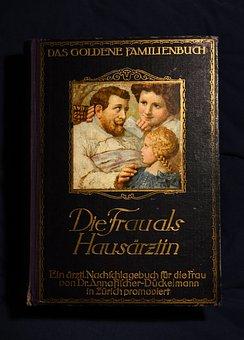 Antiquariat, Antiquarian, Book, Old Book
