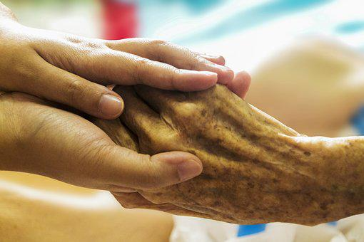 Hospice, Hand In Hand, Caring, Care, Support, Elderly