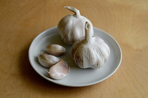 Garlic, Antibiotic, Flu, The Common Cold, Medication