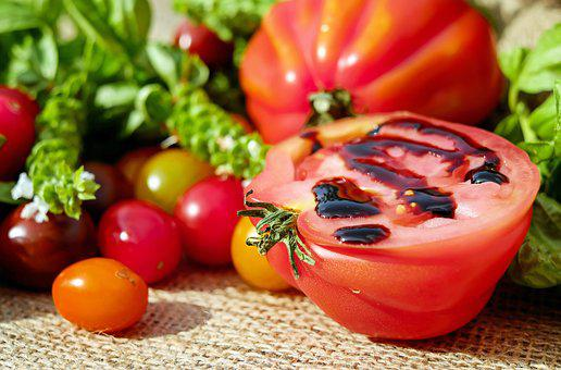 Tomatoes, Colorful, Vitamins, Frisch, Eat, Delicious
