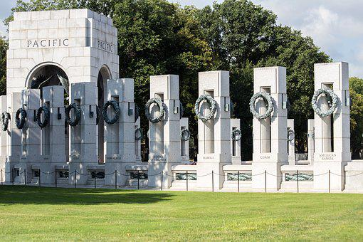 World War Ii Memorial, Washington Dc, Wwii