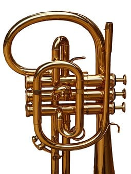 Cornet, Trumpet, Brass Instrument, Instrument, Acoustic