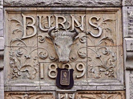 Plaque, Stone, Monument, Memorial, Inscription, Carving