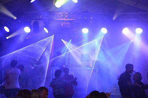 Laser, Disco, Light Show, Dance, Light, Dance Club