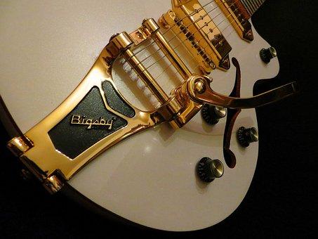 Guitar, Electric Guitar, Semi-acoustic Guitar
