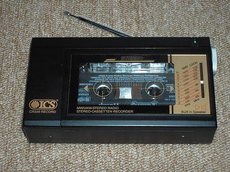 Tape Recorder, Electrically, Electronic