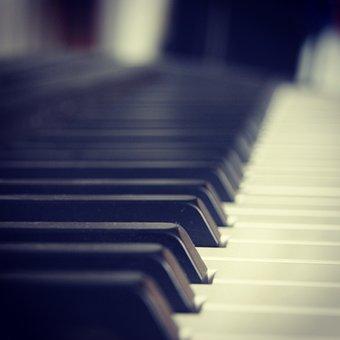 Piano, Yamaha, Music, Instrument, Melody