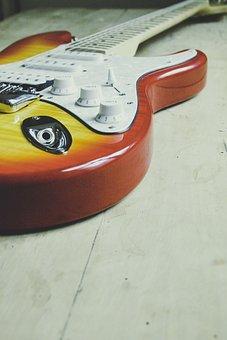 Guitar, Music, Play, Musician, Instrument, Concert