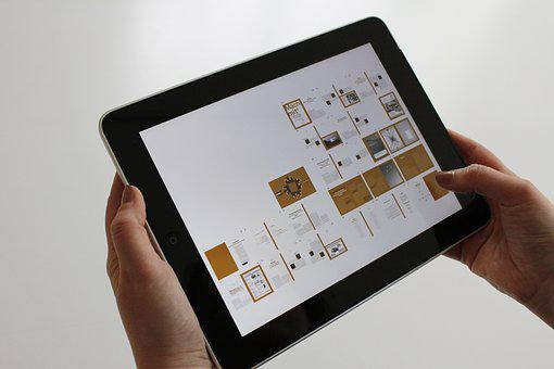 Ipad, Tablet, Online, App, Ios, Technology, Touch