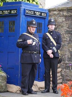 Police, Tardis, Telephone, Box, Law, Phone