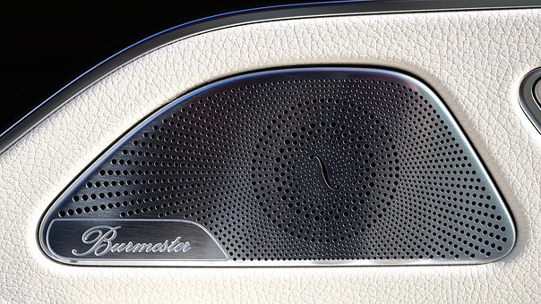 Audio Speakers, Car, Sound, Speaker, Stereo, Music