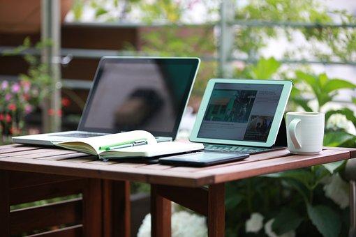 Notebook, Ipad, Freelance, Work, Tablet, Mobile