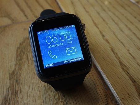 Smartwatch, Technology, Smart Watch, Watch, Wrist Watch