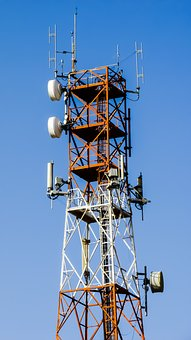 Communication, Tower, Technology, Satellite, Telephone