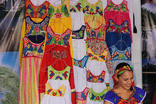 Women, Traditional, Tipicios Costumes