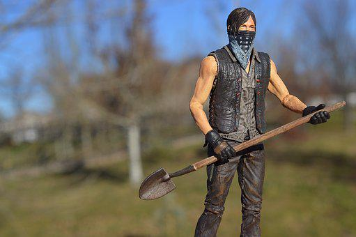Walking Dead, Daryl Dixon, Tv, Television