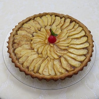 Apple Pie, Cakes, Desserts, Food, Pastry, Sweet, Apple