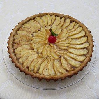 Apple Pie, Cakes, Desserts, Food, Pastry, Sweet, Apple