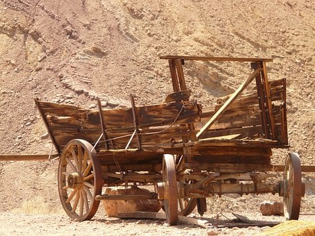 Calico, Calico Ghost Town, Ghost Town, Mojave Desert
