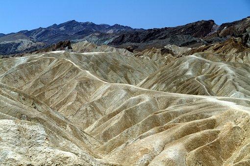 Death Valley, Mojave Desert, California, Nevada