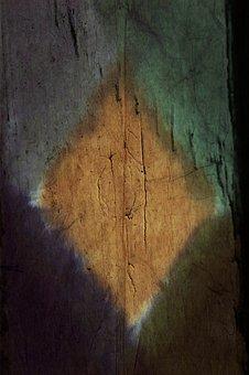 Texture, Green, Orange, Color, Structure, Colors, Wood