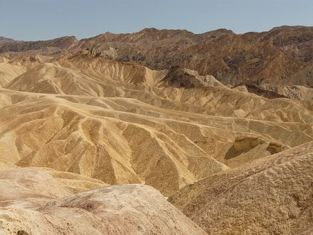 Artists Palette, Death Valley, National Park