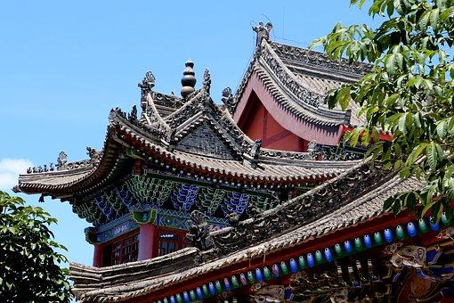 China, Moxie, Iskcon Temple, Documentary