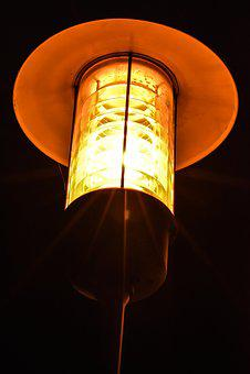 Luminary, Lamp, Electric Light, Lighting