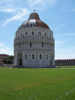 Italy, Pisa, Tower, Italian, Tourism, Travel
