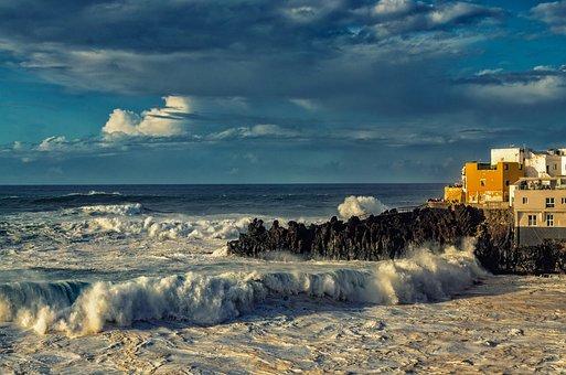Surf, Atlantic, Holiday, Ocean Surf, Sea, Coast