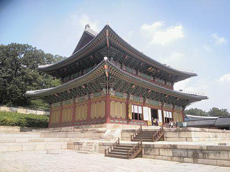 Palace, Classic, Republic Of Korea, Once Upon A Time