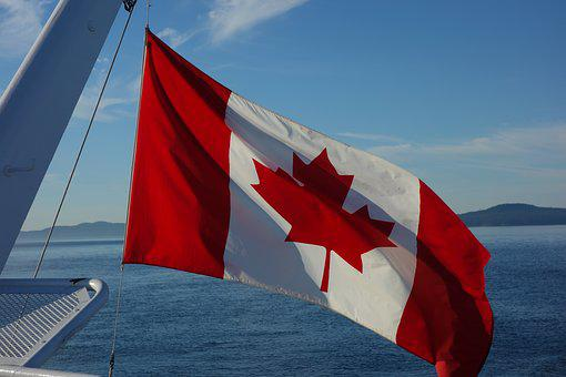 Canada, Flag, Maple Leaf, Canadian Flag, Maple, Country