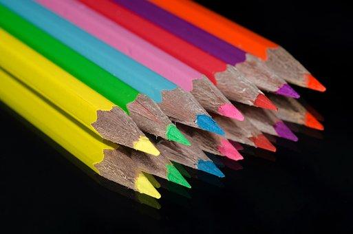 Color, Pencils, Colored Pencils, Education, Pen, Colour