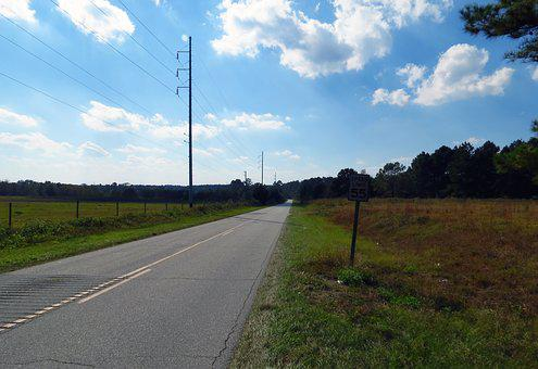 Southern Georgia, Country Road, Grooverville