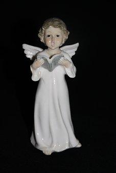 Angel, Angel Figure, Cute, Sweet, Wing, Harmony