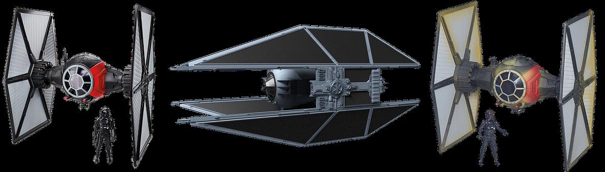 Figure, Spaceship, Model, Toys, Darth Wader, Star Wars