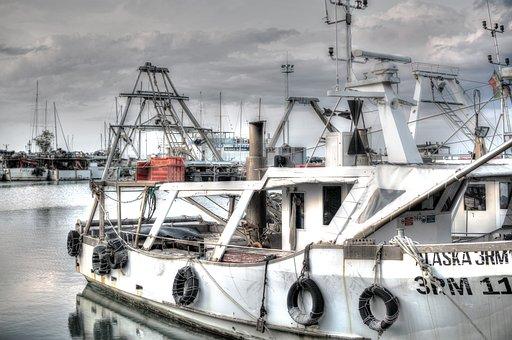 Ship, Yacht, Boat, Sea, Travel, Ocean, Water, Sail