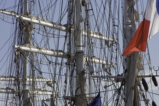 Boat, The Belem, Three-masted