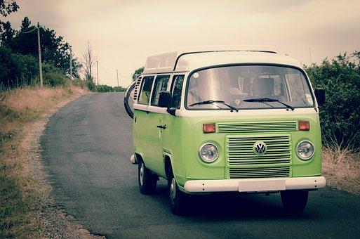 Van, Vw, Travel, Trip, Holiday, Vacation, Road Trip