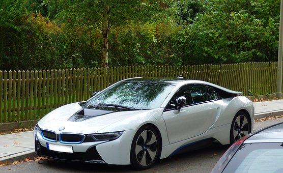 Bmw, I8, Electric Car, Pkw, Auto, Automotive, Dare
