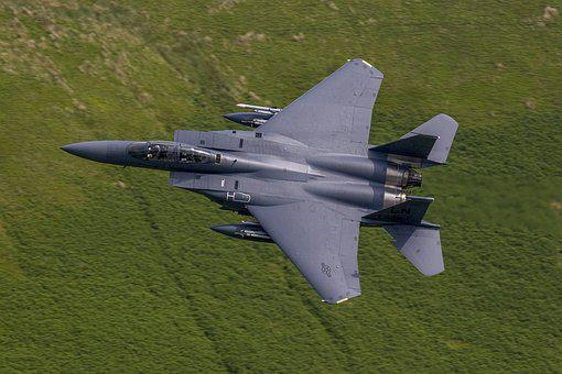 F15, F15 Eagle, Fighter, Jet, Plane, Airplane, Air