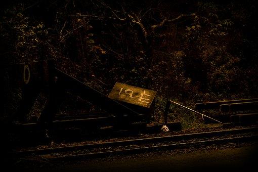 Night, Autumn, Track