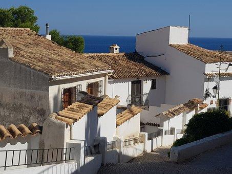 White Houses, Spain, White Village