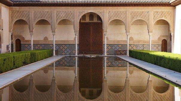 Water, Architecture, Monuments, Tourism, Castle
