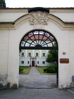 Arched Gate, Entrance, Architecture