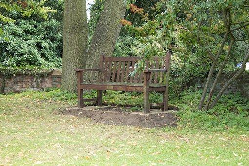 Bench, Empty, Empty Bench, Lonely Bench
