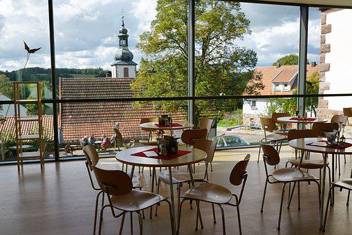 Restaurant, Cafe, Nature, Bar, Coffee, Gastronomy