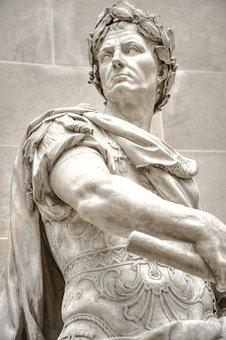 Julius, Caesar, Roman, Italy, Rome, Statue, Emperor