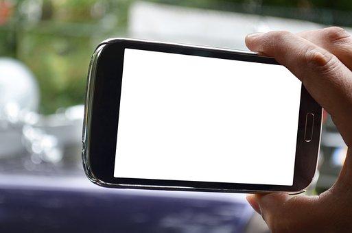 Smartphone, Mockup, Screen, Video, Mobile, Technology