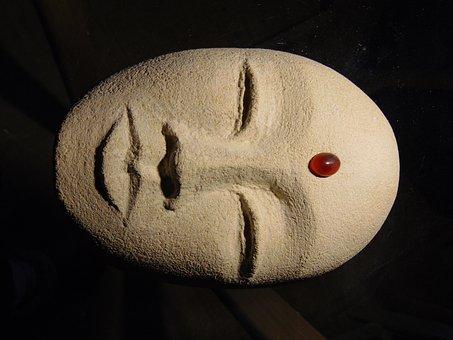 Sculpture, Zen, Meditation